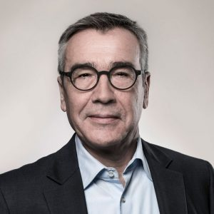 Dr.-Ing. Jürgen Both - Partner bei ACTRANS. Fotograf: Matthias Tunger